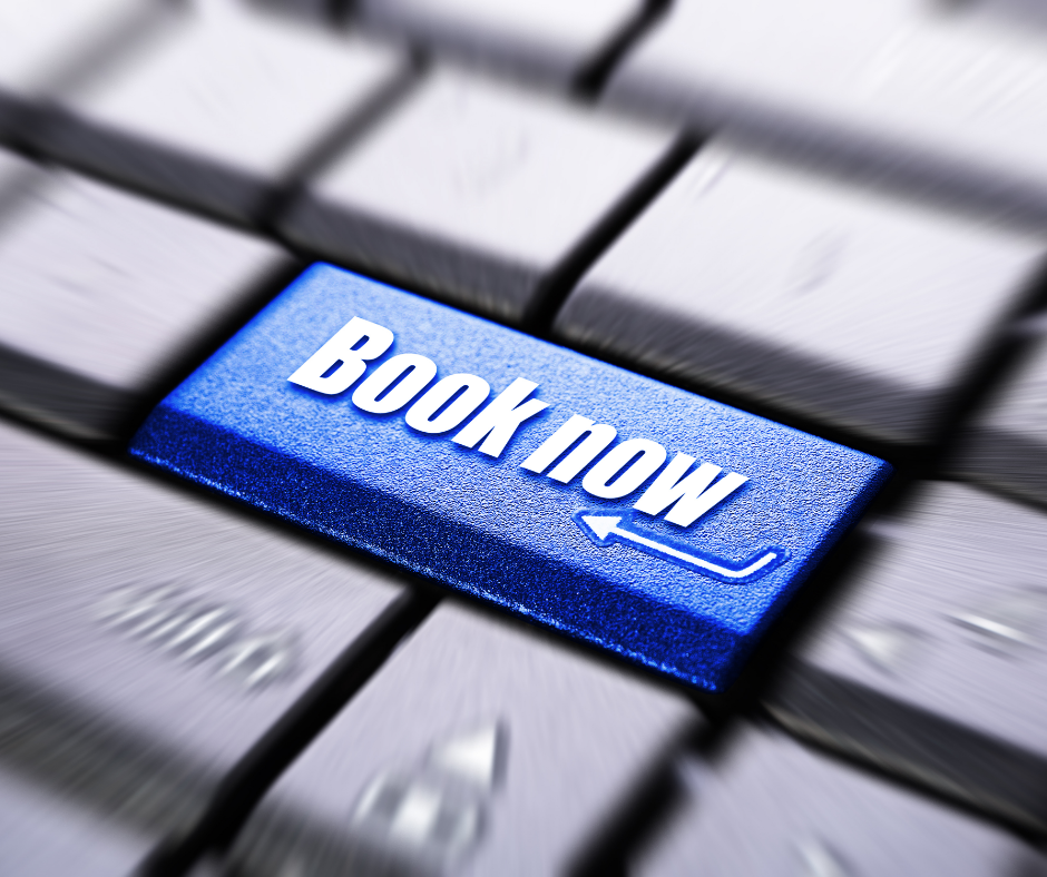 How to add a book now button to your website